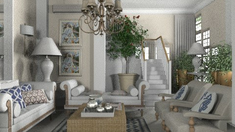 Codajas - Eclectic - Living room - by du321