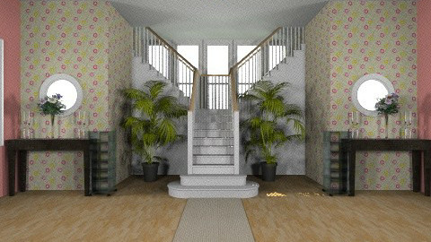 entrance hall - Glamour - by mimiB