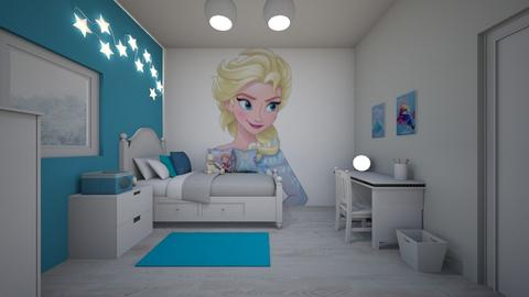 Frozen - Kids room - by Chamallow