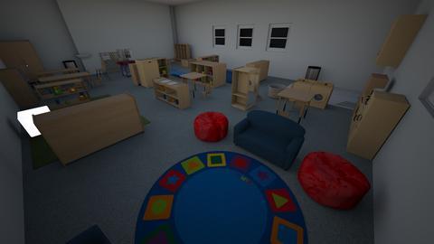 three - Kids room - by KJGXBDMCQUPUJGPWJATUTKHPUTXVJHY