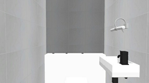 Badkamer dh2 - Modern - Bathroom - by Dorpsdiek