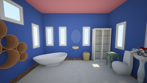 tart - Classic - Bathroom - by Sabine Keppeler