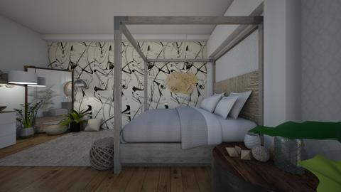 Nature - Bedroom - by Gre_Taa