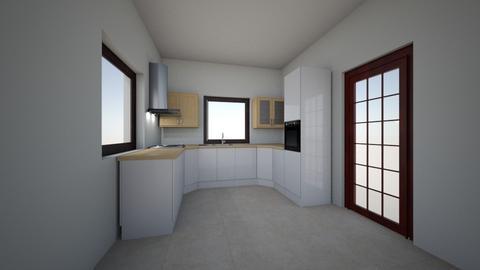 GT01 - Kitchen - by dianajin
