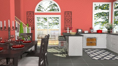 What's Cookin - Classic - Kitchen - by egrimsley