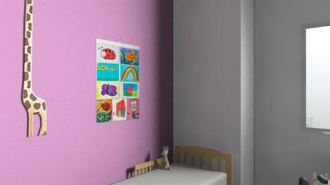 Lea's room  - Minimal - Kids room - by ugottahaveadream