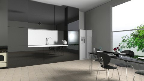 Kitchen  - Classic - Kitchen - by Ary Mb