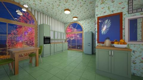 NewDesign - Classic - Kitchen - by lori gilluly