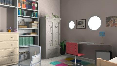 shivu - Classic - Kids room - by shivu