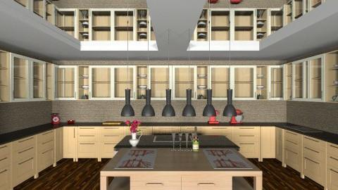 modern design - Modern - Kitchen - by Linda Eubanks