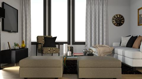 Accent - Modern - Living room - by SZdesing