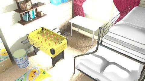 Faiaz Maaz room - Minimal - Kids room - by faiaz