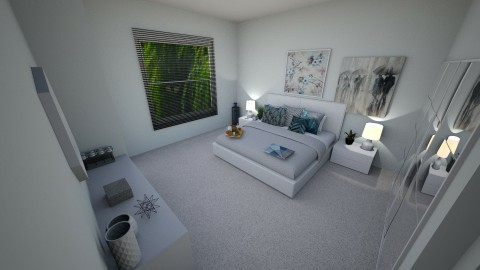 Suite bedroom  - Modern - Bedroom - by AnaCatarina