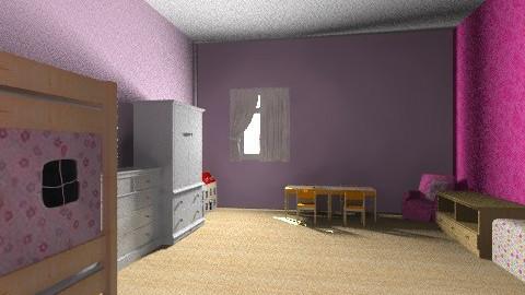 Little Girl - Bedroom - by JA Design