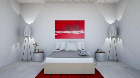RIOS bedroom - Bedroom - by Badgalriri