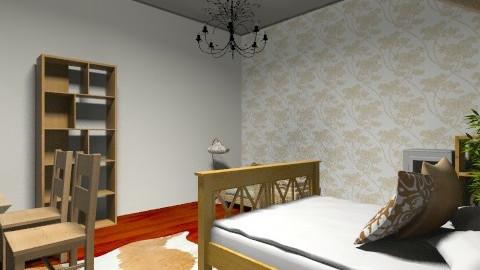 wszystkiego po trochu  - Country - Bedroom - by Agnieszka11