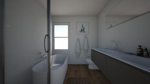 master bath - Bathroom - by suzan11