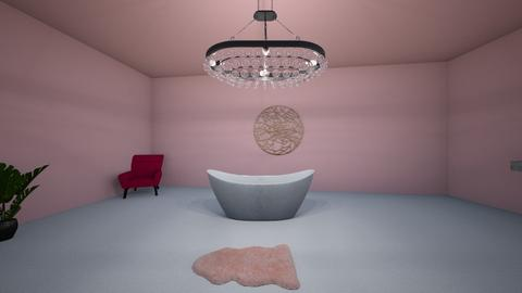 Lachae - Bathroom - by The Lux Society