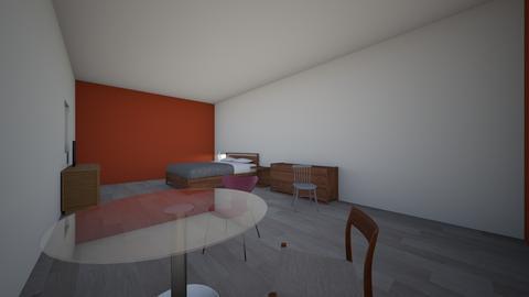 matera cuadro - Bedroom - by EYSB