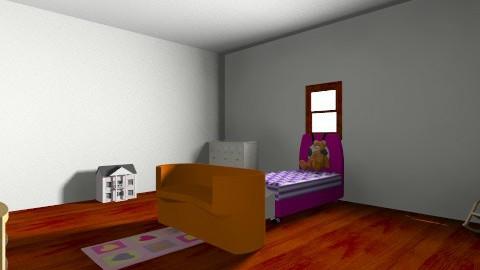 kids room - by nicolehidalgo77