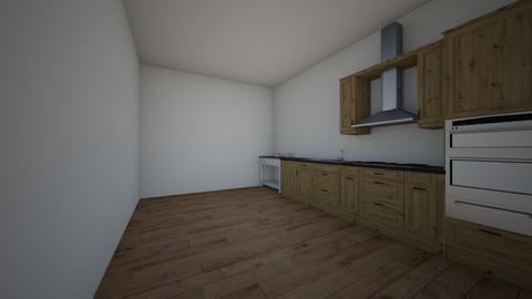 wow - Kitchen - by kaitlyn mattila