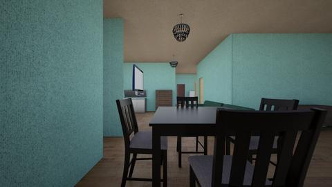 10 - Kitchen - by meero