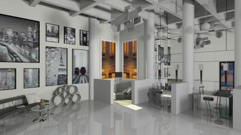 The Capitol - Modern - Bathroom - by HGranger2