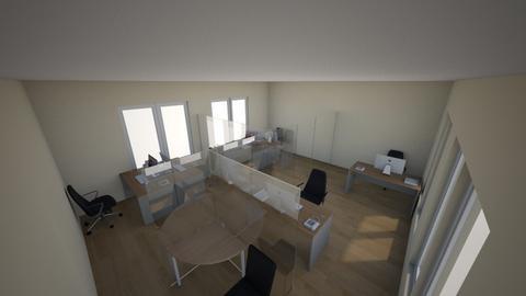 Kabineto pertvaros - Office - by monikao8