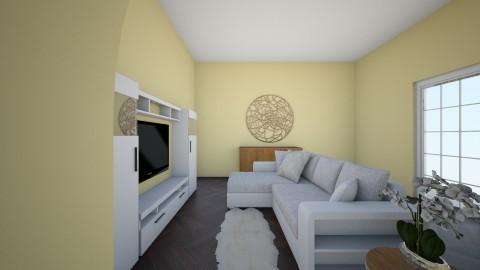 Begin - Living room - by allieca14
