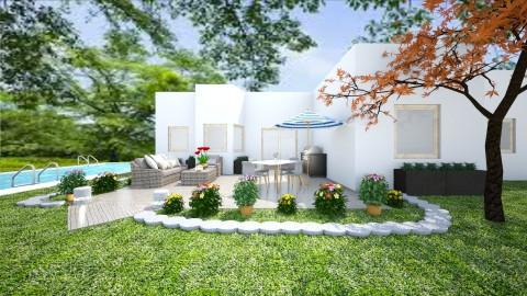 backyard retreat - Garden - by marble101