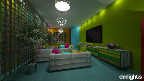 Ivana - Living room - by DMLights-user-1054369