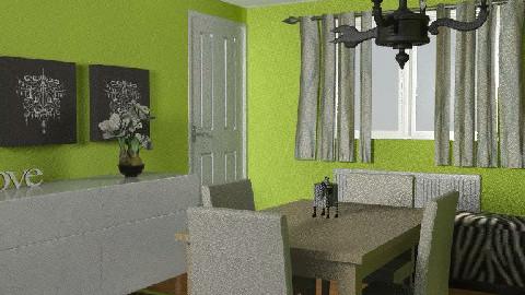 RR18_2 - Dining Room - by nat_raf