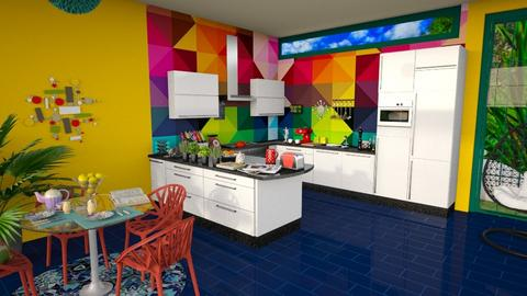 playce - Kitchen - by de_kan