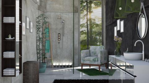 transparent - Bathroom - by sirtsu