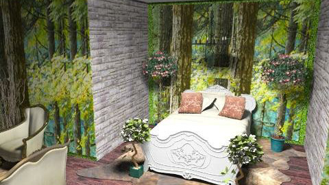 Fairytale Princess - Bedroom - by emmawatson235