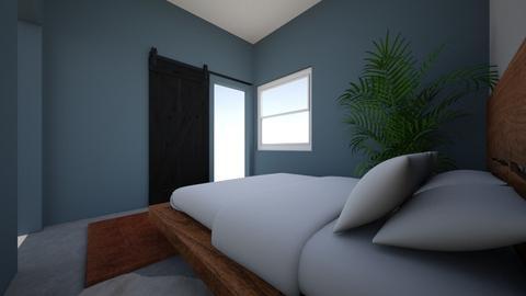 Espoo_Makuuhuone - Bedroom - by Essi_eames