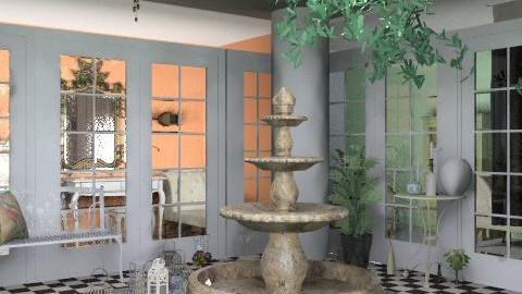 Atrium - Classic - Garden - by Charlotter