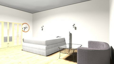 Room - Minimal - by Chocolateboy