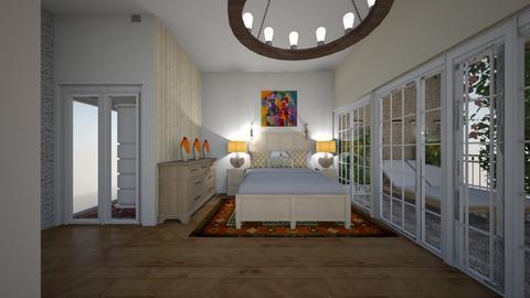 hotel room 5 - by mali savir