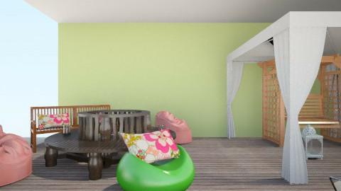 350539 - Rustic - Garden - by nata1245