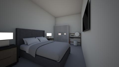 Basic bedroom - Bedroom - by eviemeek123