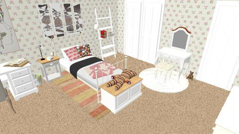 Bedroom - Bedroom - by mokadoge