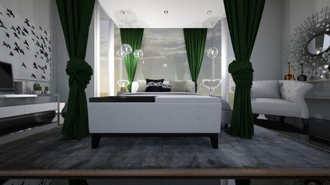 vistas - Bedroom - by ana111