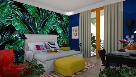 Matisse Inspired - by ritsa