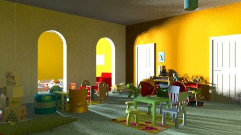 tipegő szoba - Classic - Kids room - by Audrey17