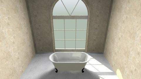 bathroom - by awiley