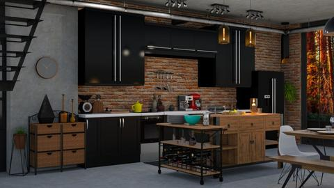 080819 - Glamour - Kitchen - by hns00