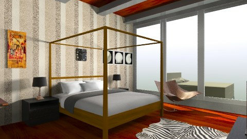 classic modern - Classic - Bedroom - by barly