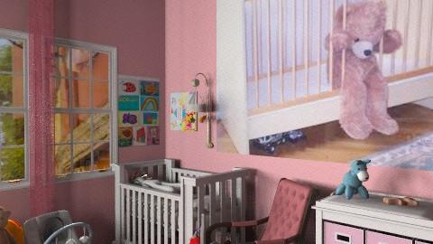 Baby's - Feminine - Kids room - by sasalex88