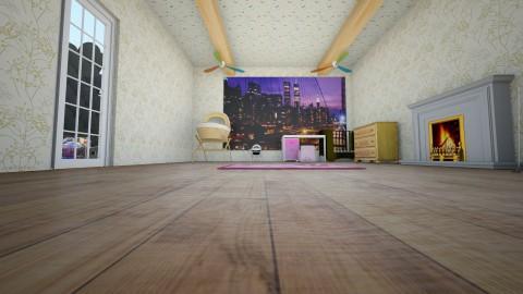 carieann baby room - by Carieann Justice